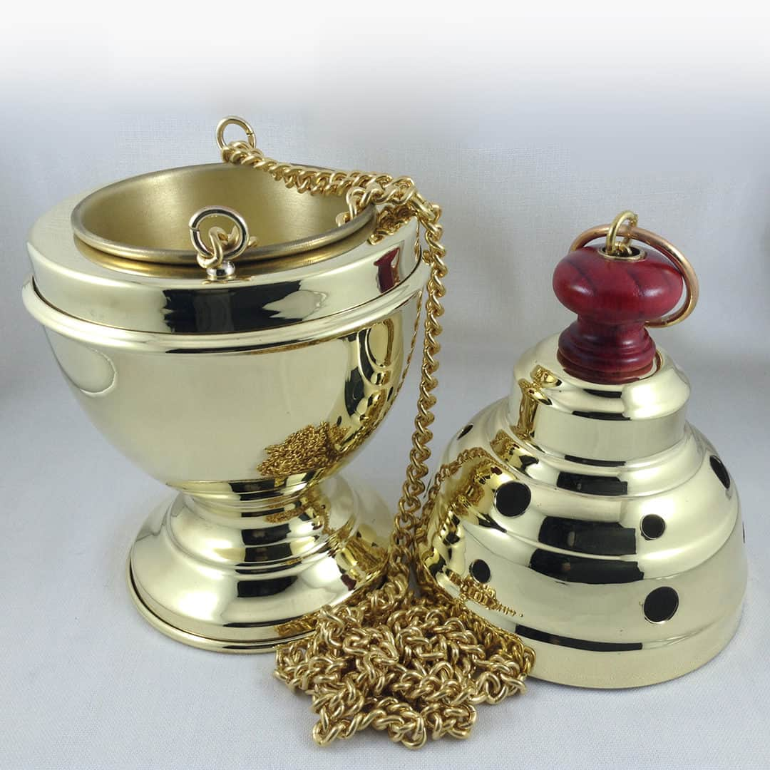 Single chain thurible