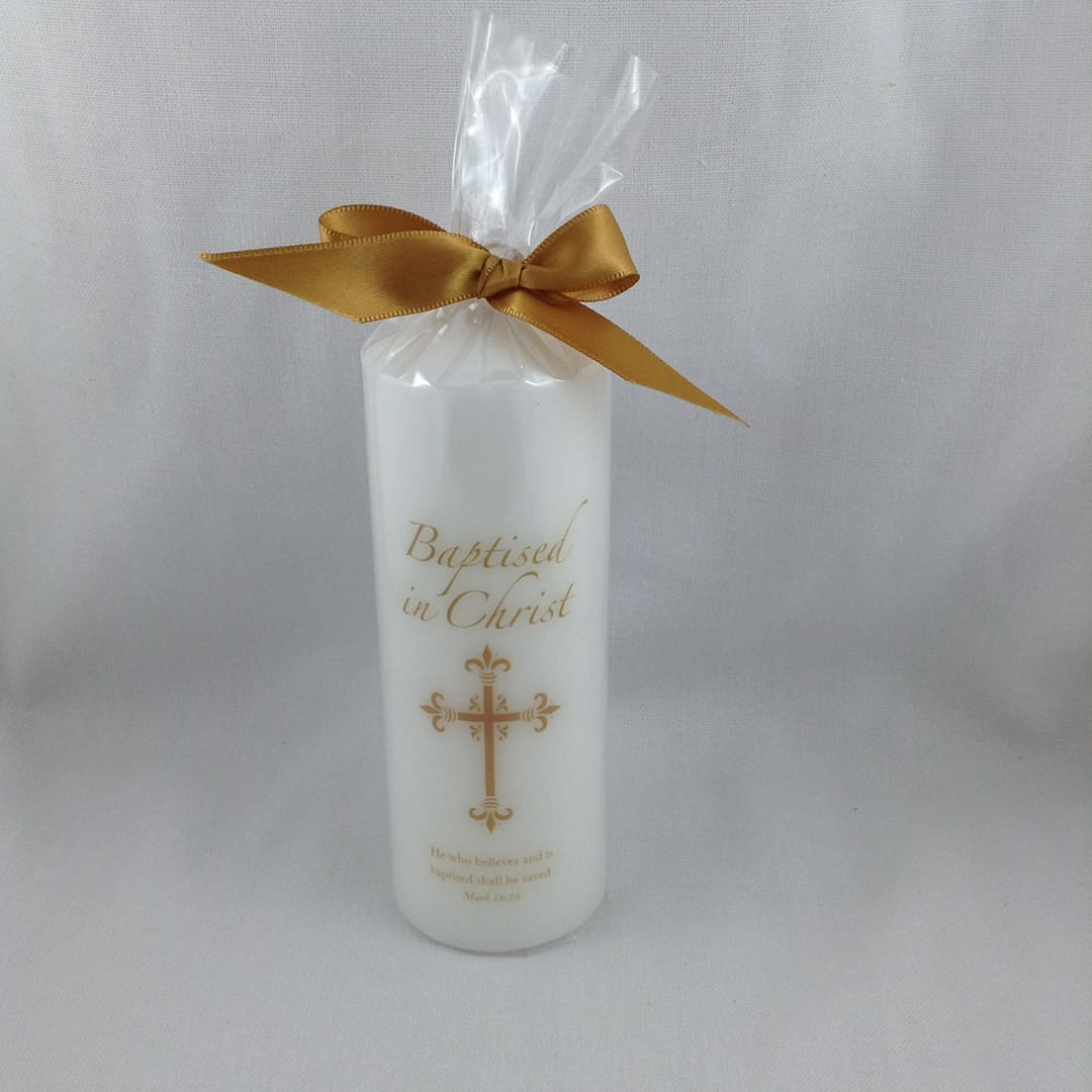 Baptism Candles and Gifts